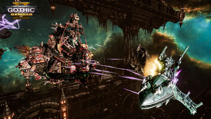 「Battlefleet Gothic: Armada 2」