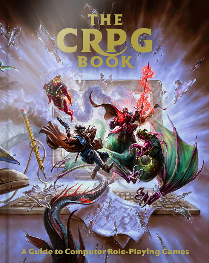 「The CRPG Book Project」