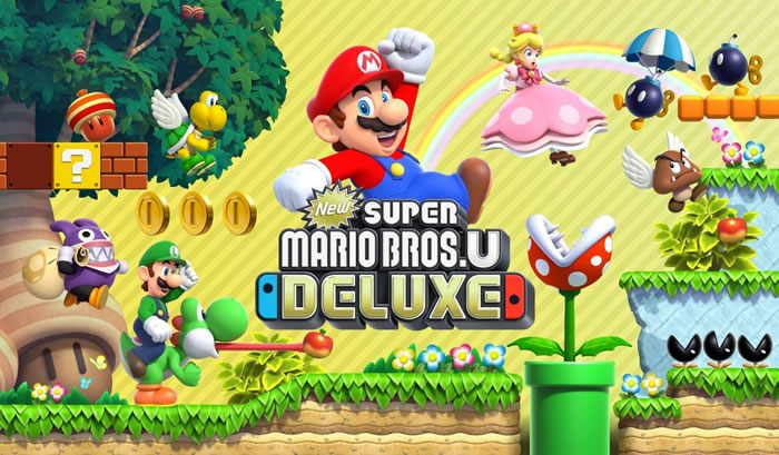「NEW SUPER MARIO BROS. U DELUXE」