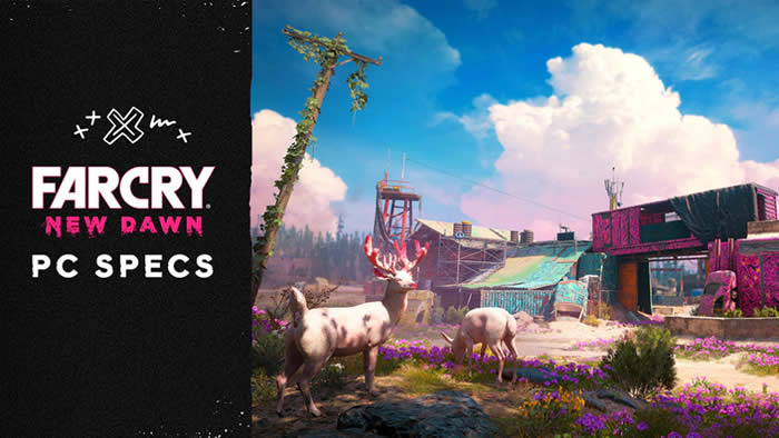 「Far Cry New Dawn」