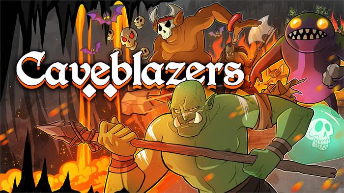 「Caveblazers」