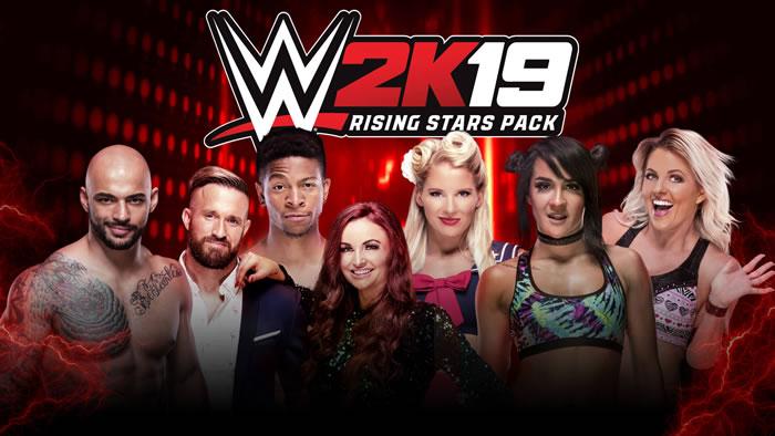 「WWE 2K19」