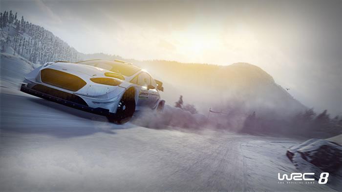 「WRC 8」
