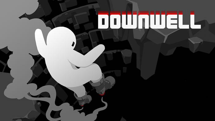 「Downwell」