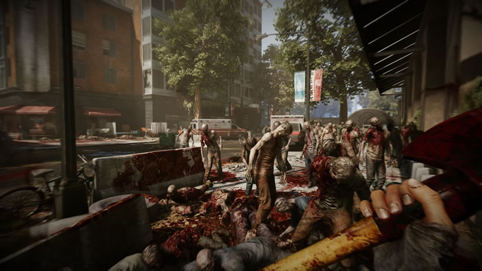 「OVERKILL's The Walking Dead」