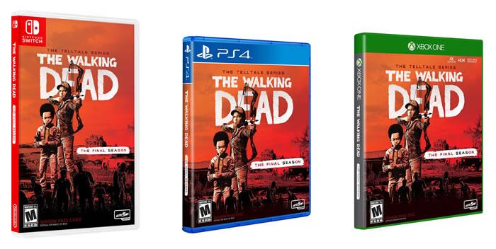 「The Walking Dead」