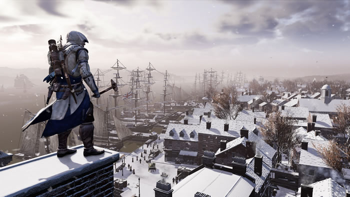 「Assassin's Creed III Remastered」
