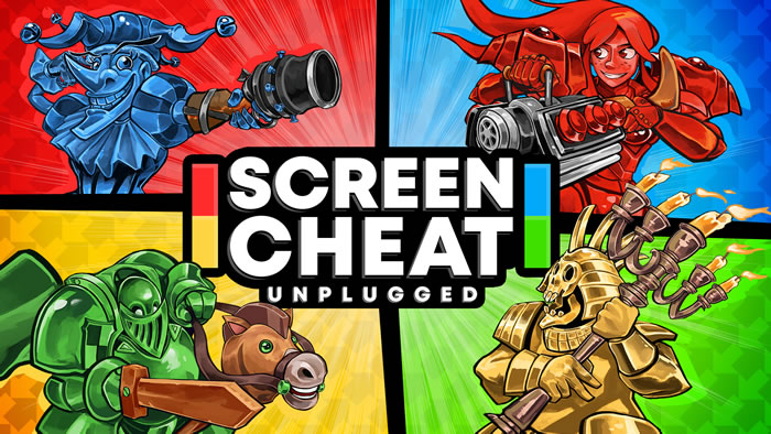 「Screencheat: Unplugged」