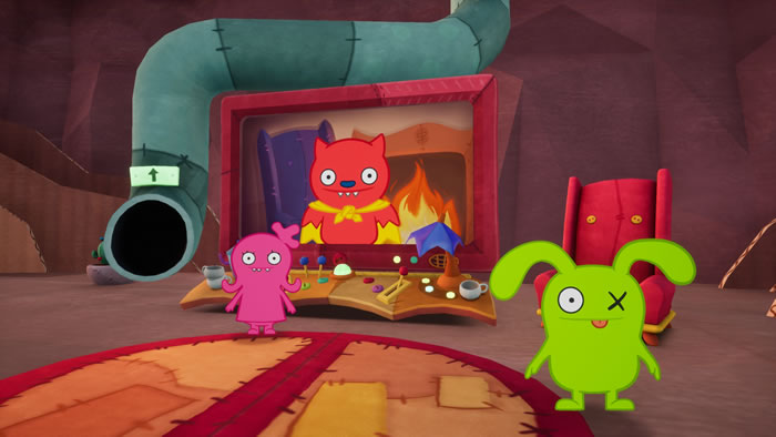 「UglyDolls: An Imperfect Adventure」