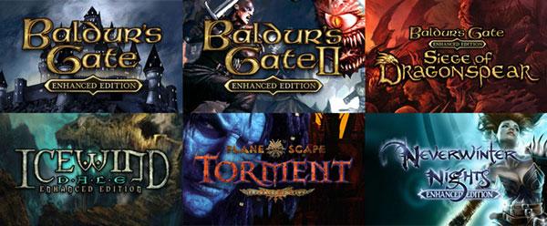 「Baldur's Gate」