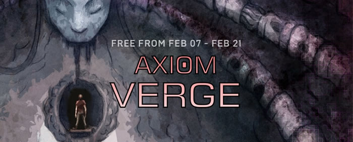 「Axiom Verge」