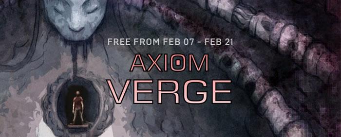 「Axiom Verge」