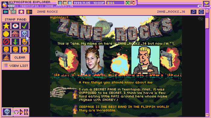 「Hypnospace Outlaw」