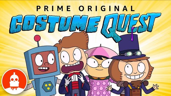 「Costume Quest」