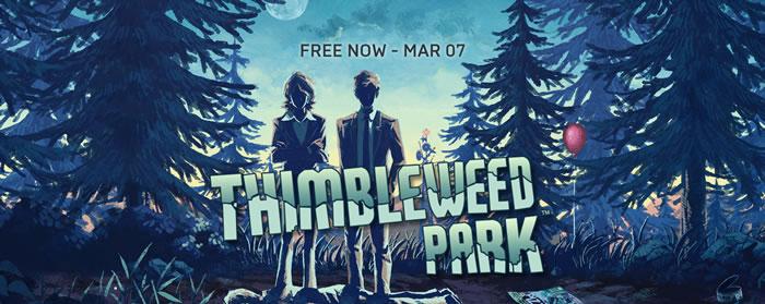 「Thimbleweed Park」