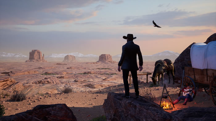 「Outlaws of the Old West」