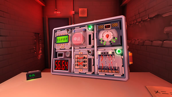 「Keep Talking and Nobody Explodes」