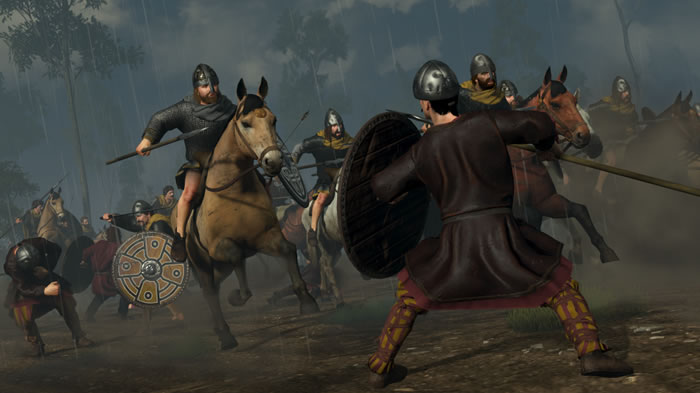 「Total War Saga」