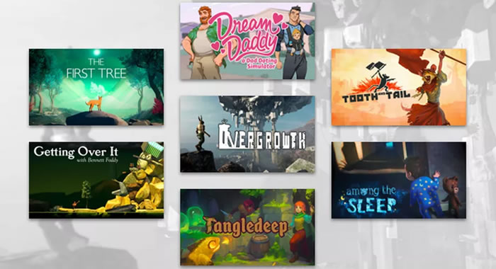 「Humble Indie Bundle 20」