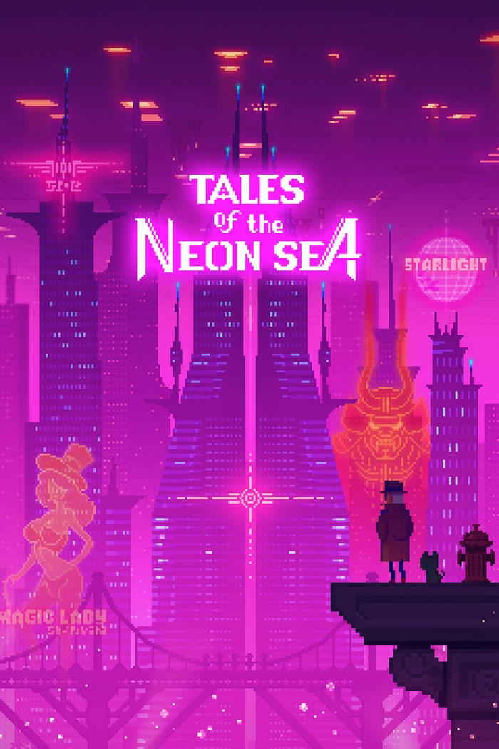 「Tales of the Neon Sea」