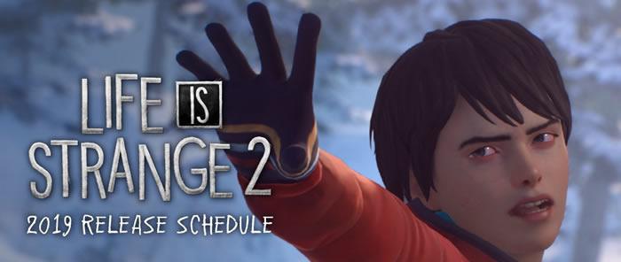 「Life is Strange 2」
