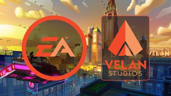 「Electronic Arts」