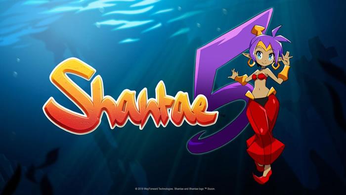 「Shantae 5」