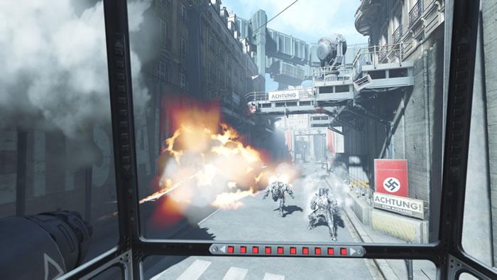 「Wolfenstein: Cyberpilot」