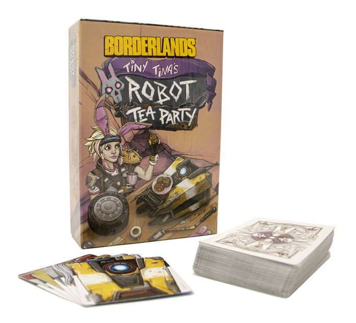 「Borderlands: Tiny Tina's Robot Tea Party」