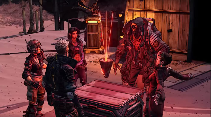 「Borderlands: Game of the Year Edition」