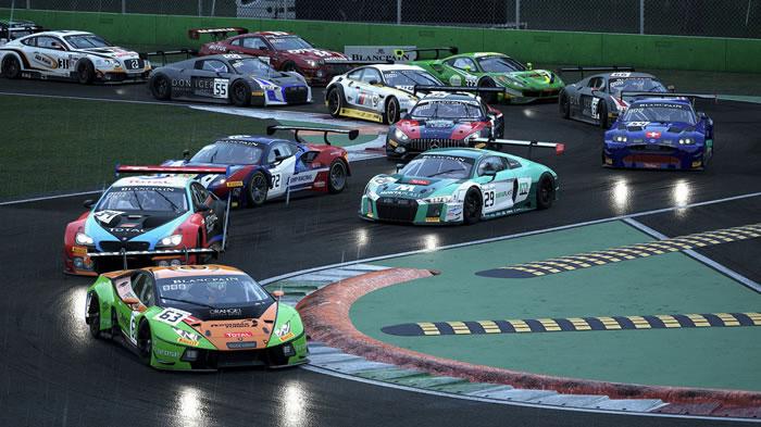 「Assetto Corsa Competizione」