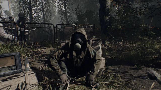 「Chernobylite」