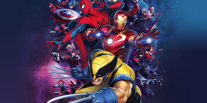 「Marvel Ultimate Alliance 3: The Black Order」