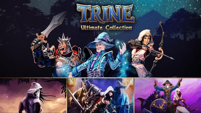 「Trine 4」