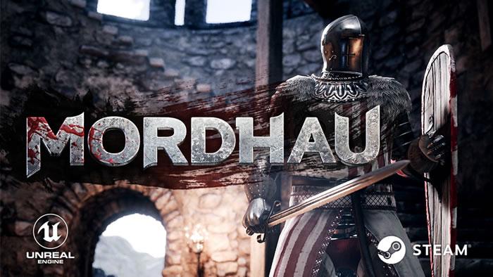 「Mordhau」