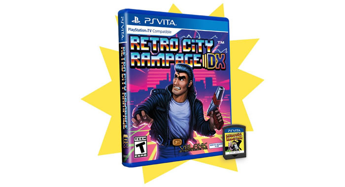 「Retro City Rampage DX」