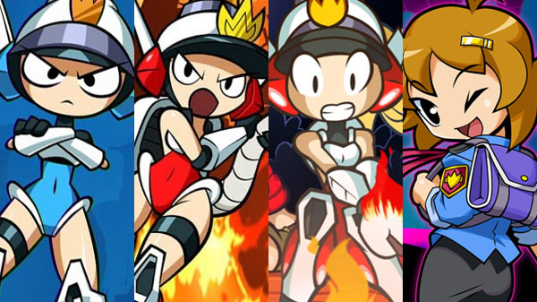 「Mighty Switch Force! Collection」