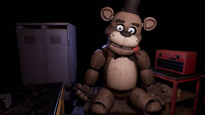 「Five Nights at Freddy's : Help Wanted」