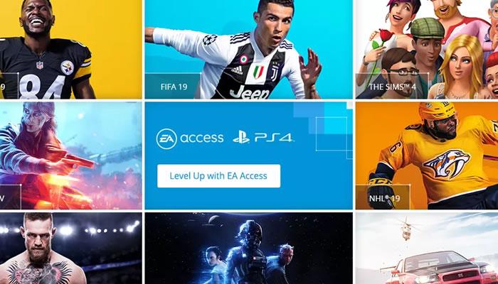 「EA Access」