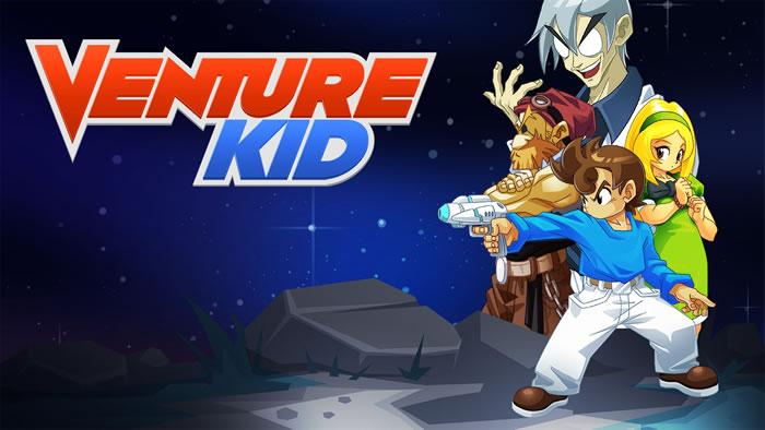 「Venture Kid」