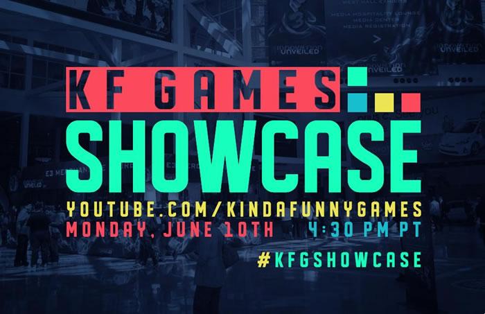 「Kinda Funny Games Showcase」