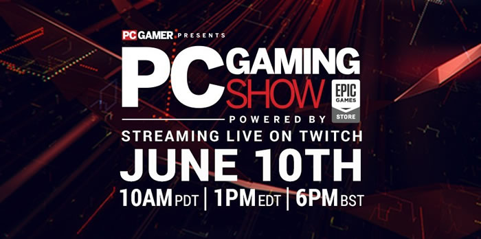 「PC Gaming Show 2019」