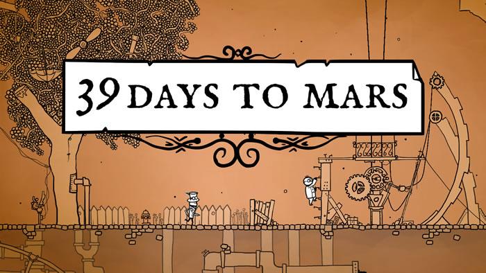 「39 Days to Mars」