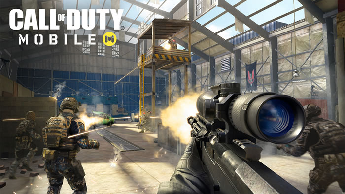 「Call of Duty: Mobile」