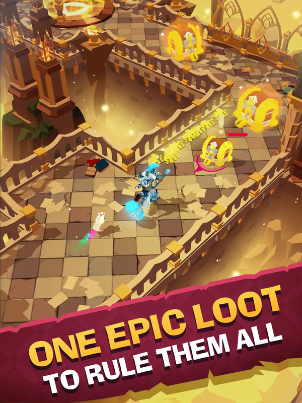 「The Mighty Quest for Epic Loot」