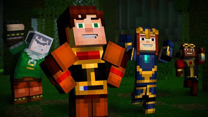 「Minecraft: Story Mode」