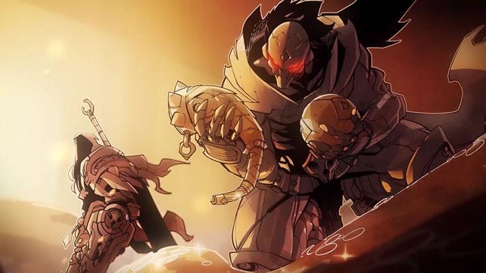 「Darksiders: Genesis」