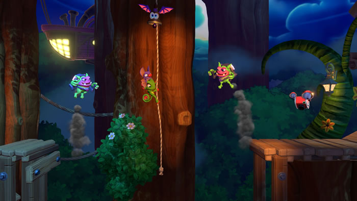「Yooka-Laylee And The Impossible Lair」