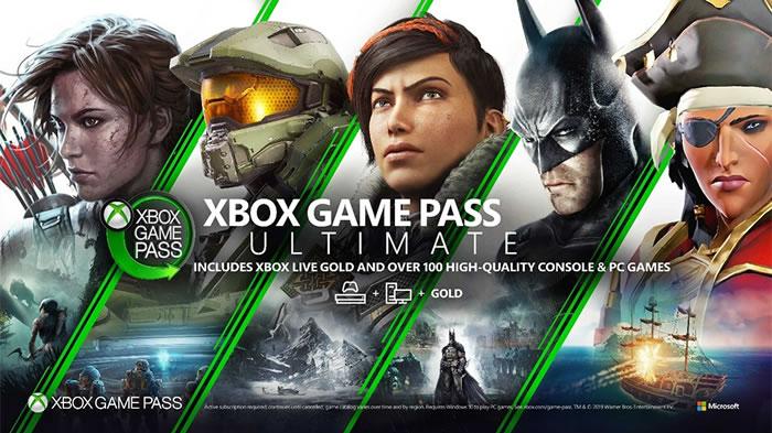 「Xbox Game Pass」