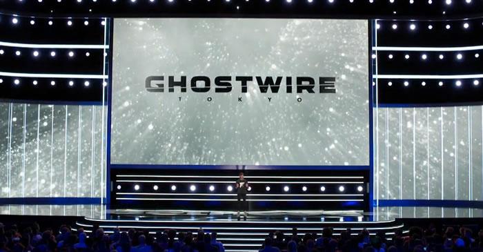 「Ghostwire: Tokyo」